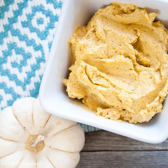 Pumpkin Pie Whipped Honey Butter Recipe