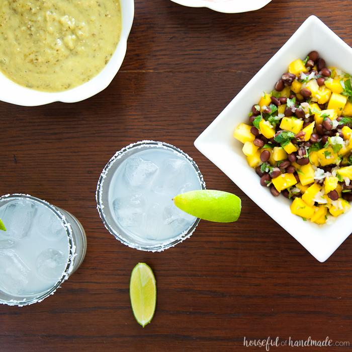 Salsa & Margaritas Adult Birthday Party